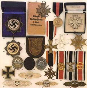 Military Medals and Campaign Ribbons: Buy and Sell
